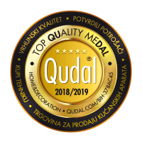 QUDAL - QUality meDAL - Home & Decoration - BOSNIA AND HERZEGOVINA - 2018
